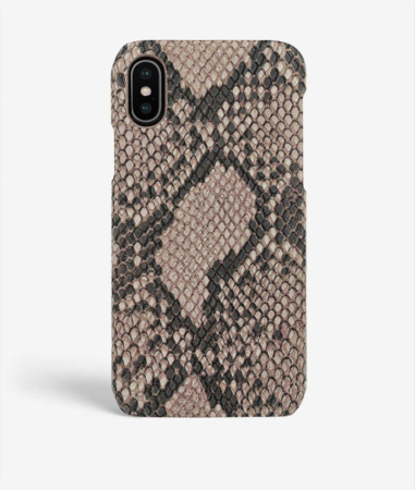 iPhone X/Xs Soft Python Cashmere