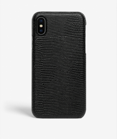 iPhone X/Xs Lizard Black