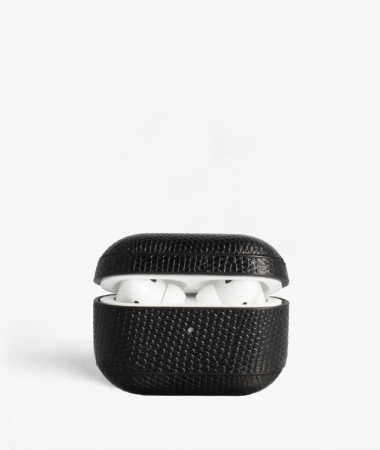 AirPod Pro Case Lizard Black